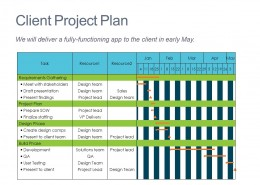 Technology Project Plan